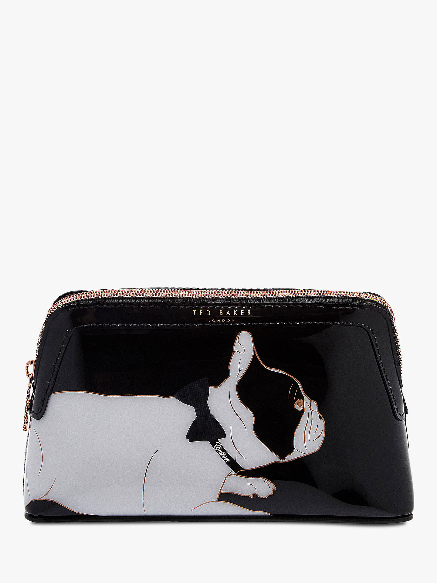 f5ed87f407d7 Buy Ted Baker Cotton Dog Makeup Bag