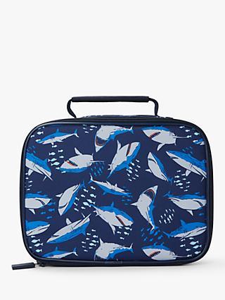 huge selection of 38323 d8f07 John Lewis   Partners Children s Shark Lunch Bag