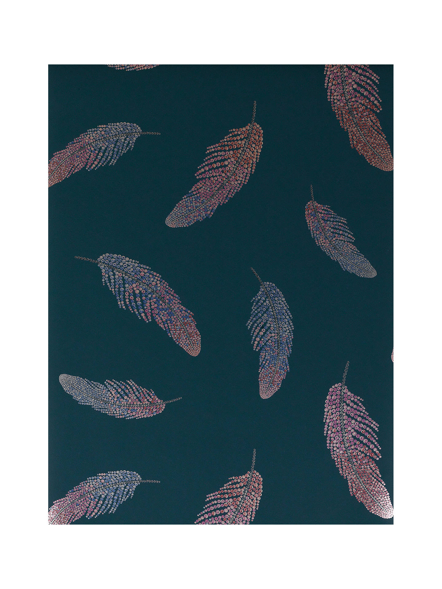 Buy Matthew Williamson Adornado Wallpaper, W7261-02 Online at johnlewis.com