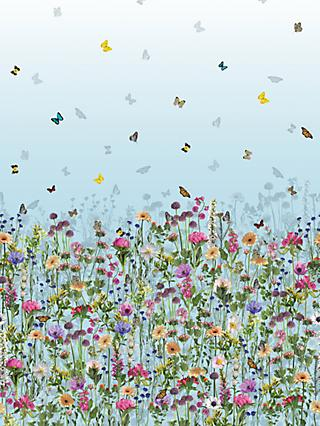 Matthew Williamson Deya Meadow Wallpaper Panel, W7265-01