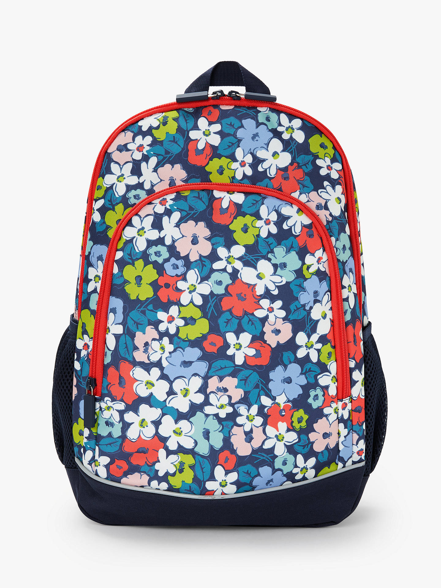 915c349ab8 Buy John Lewis & Partners Floral Children's Backpack Online at johnlewis.  ...