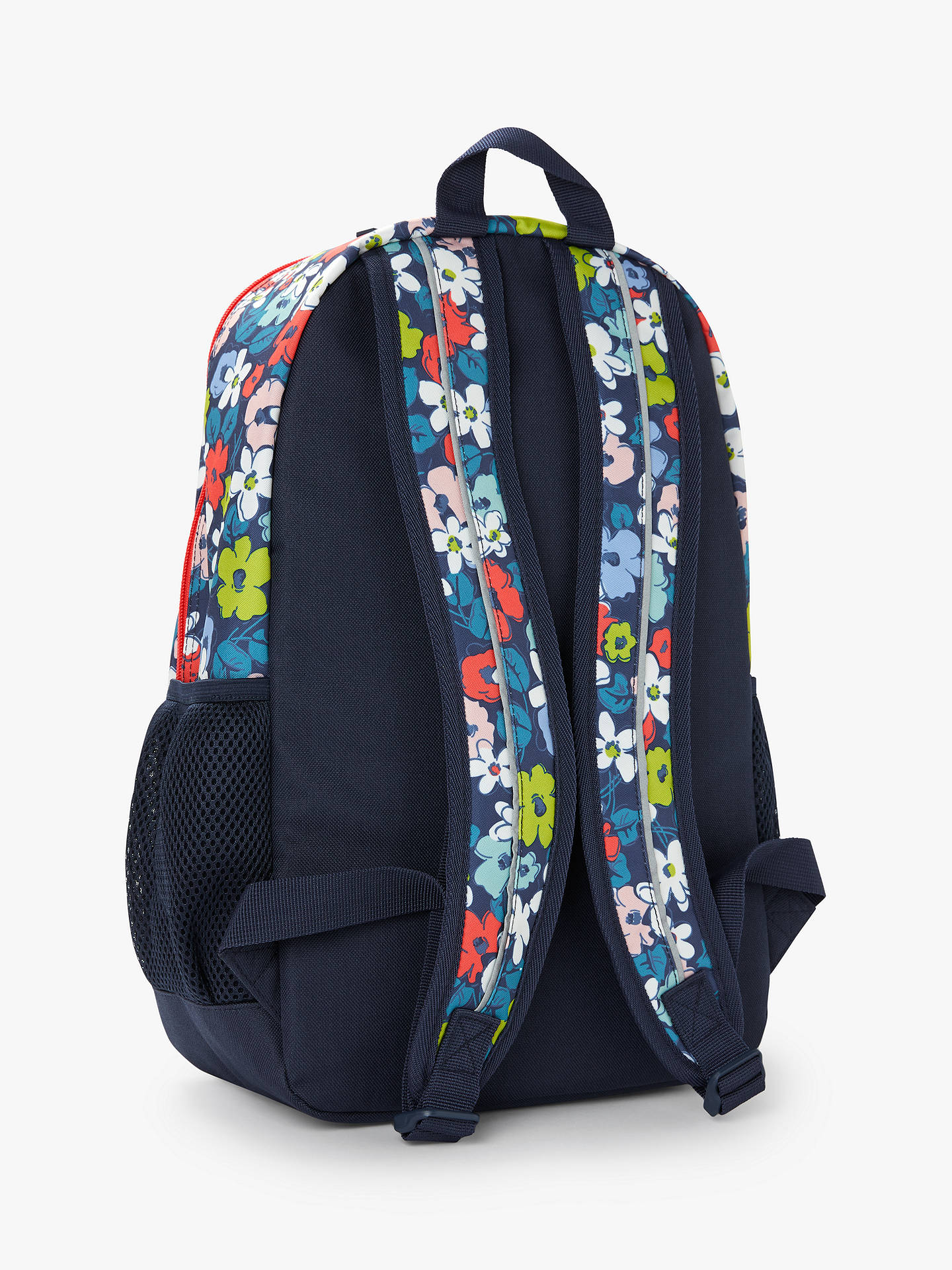 12cdfa9404 ... Buy John Lewis & Partners Floral Children's Backpack Online at johnlewis.  ...