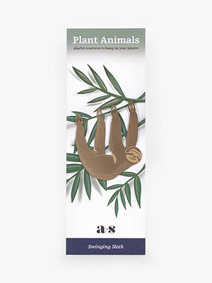 Buy Another Studio Sloth Decorative Plant Animal Online at johnlewis.com