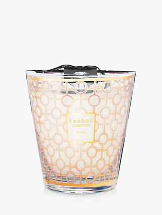 Baobab Collection Max 16 Woman Scented Jar Candle, 1.6kg