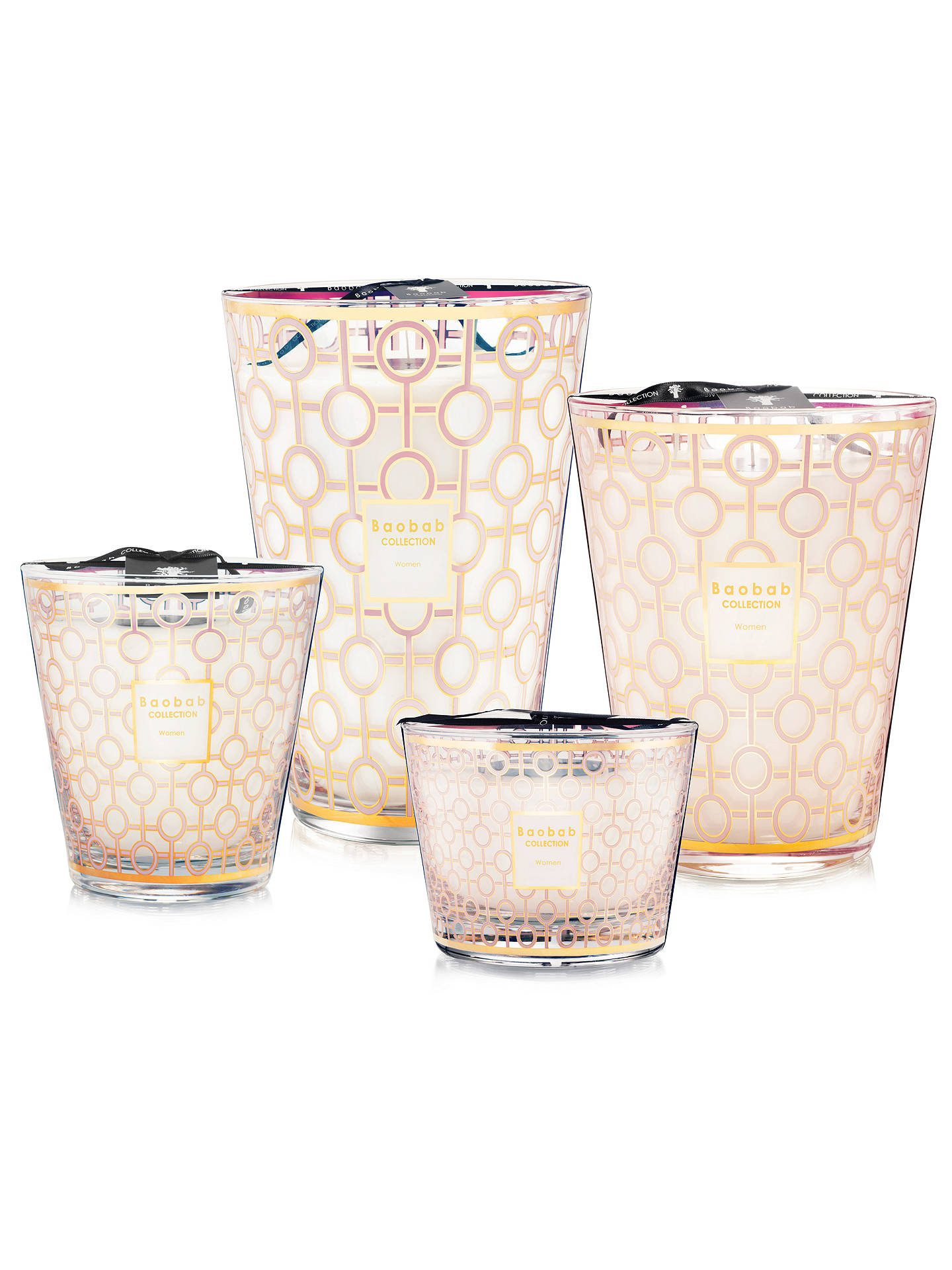 Buy Baobab Collection Max 10 Woman Scented Jar Candle, 950g Online at johnlewis.com