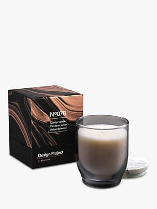 Design Project by John Lewis & Partners No.078 Scented Candle, 400g