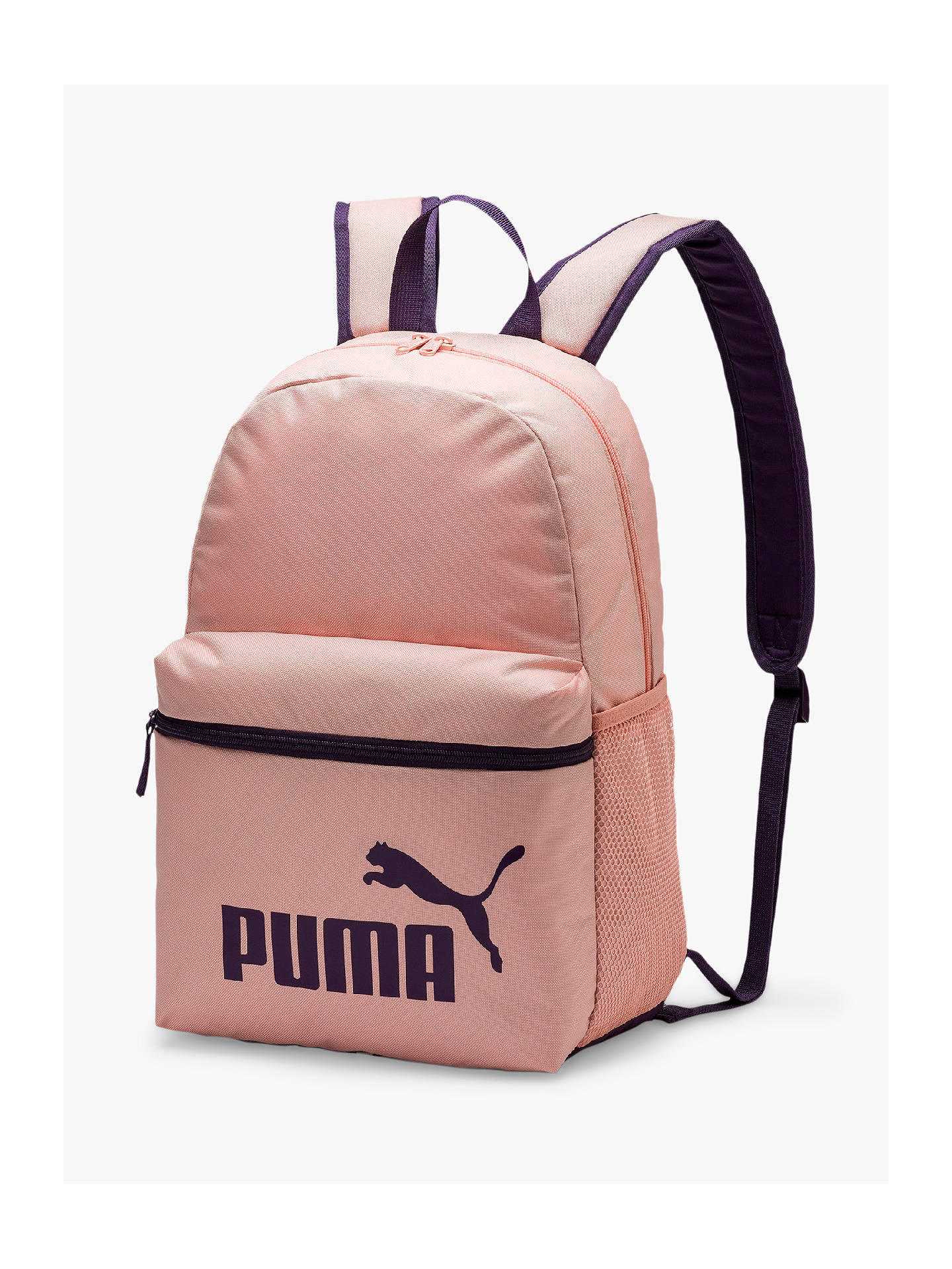 458e57b0f4 PUMA Children s Phase Backpack at John Lewis   Partners