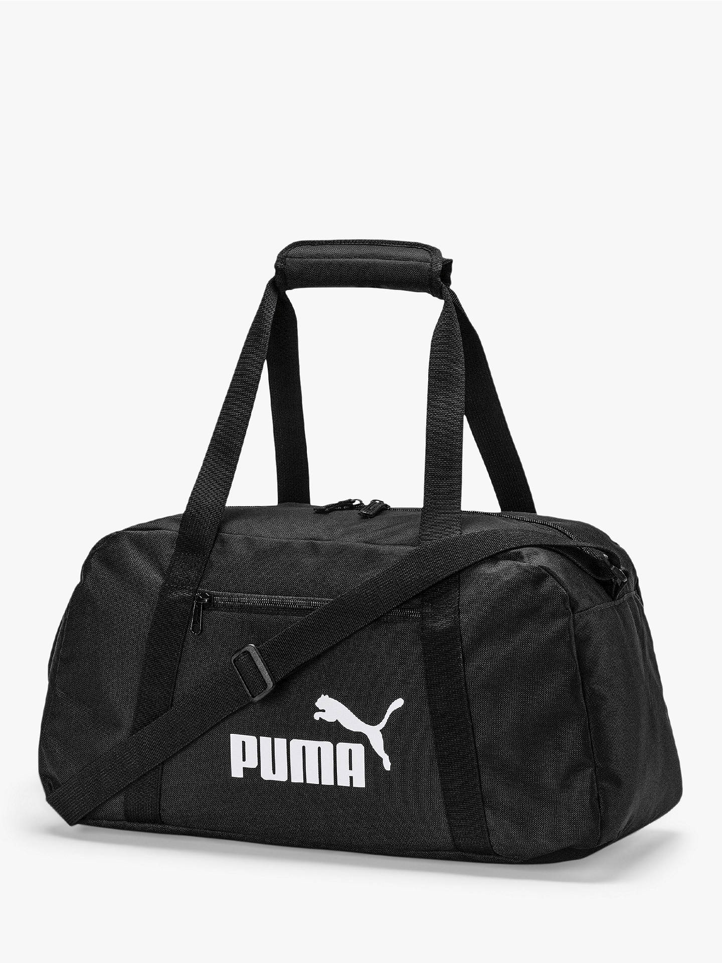 3fbc5b65fc PUMA Children s Phase Sport Bag at John Lewis   Partners