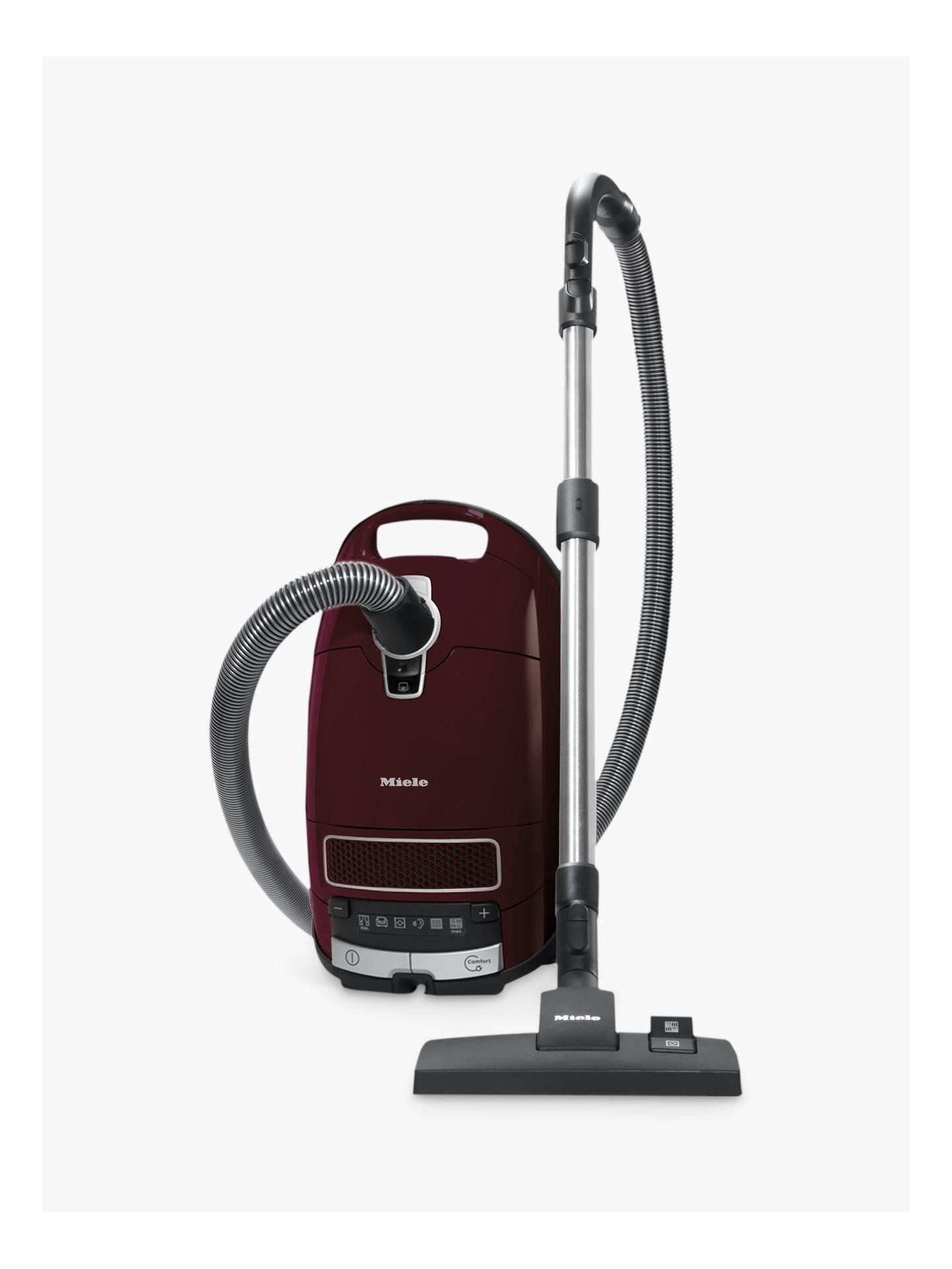 Efterstræbte Miele Complete C3 PowerLine Vacuum Cleaner, Pure Red at John Lewis MJ-46