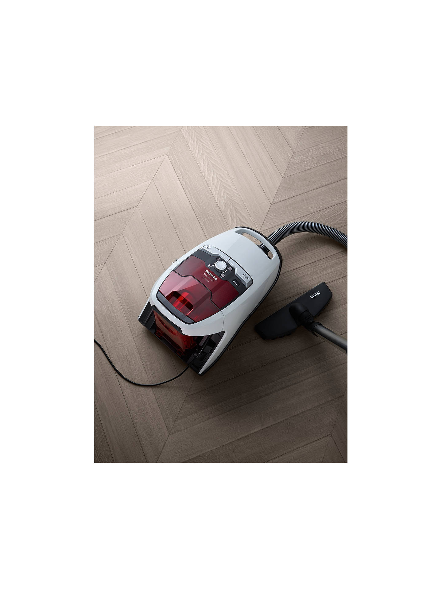 BuyMiele Blizzard CX1 Jubilee PowerLine Bagless Cylinder Vacuum Cleaner Online at johnlewis.com
