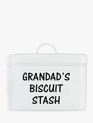 Jonny's Sister Personalised Biscuit Barrel