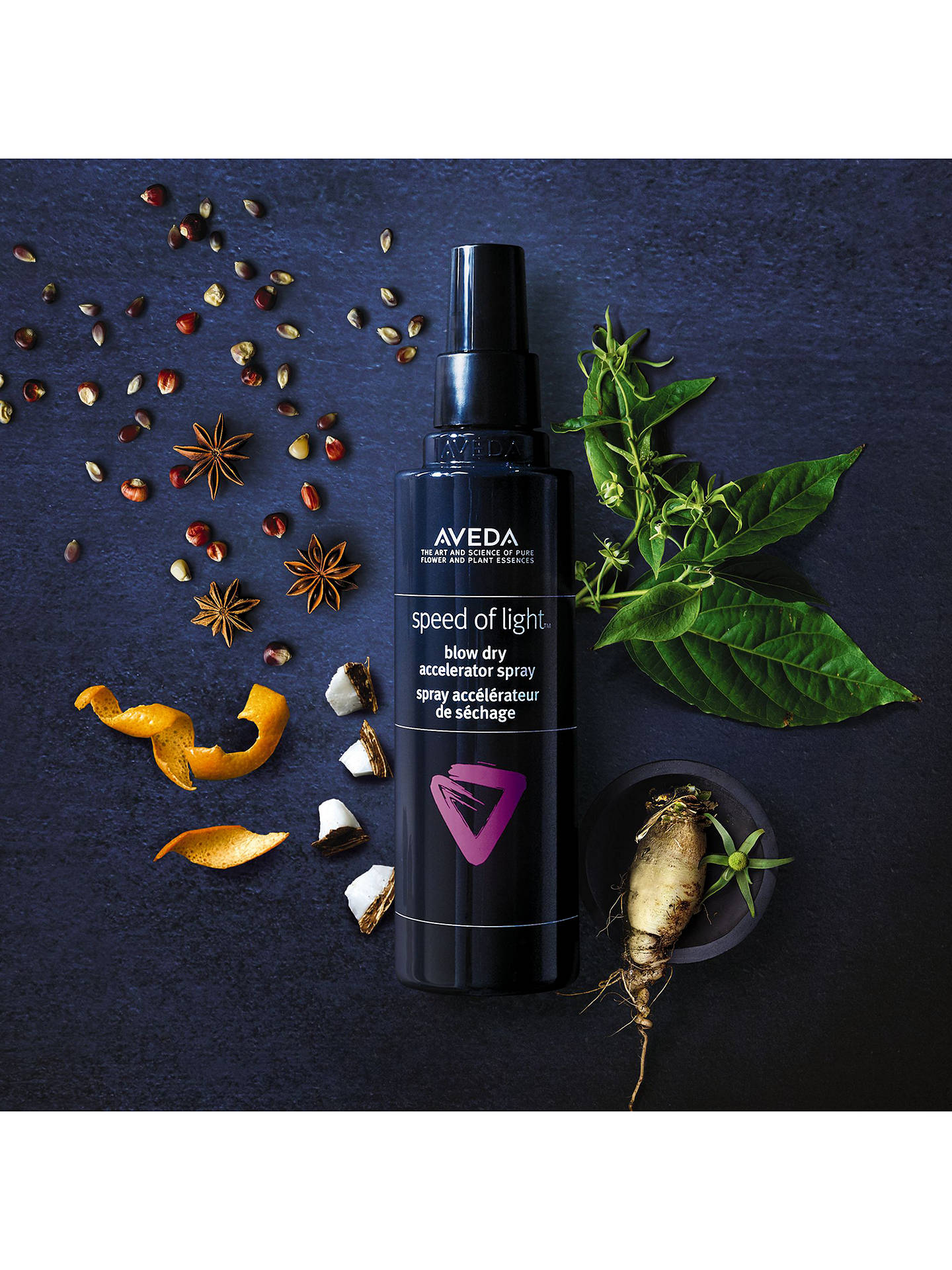 Buy Aveda Speed Of Light™ Blow Dry Accelerator Spray, 200ml Online at johnlewis.com