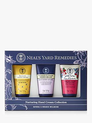 Neal's Yard Remedies Nurturing Hand Cream Collection