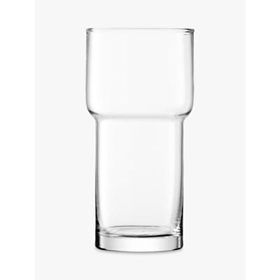 LSA International Utility Vase, Clear, H22cm
