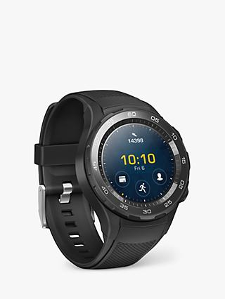 Huawei Watch 2 Sport with HR and GPS, Black