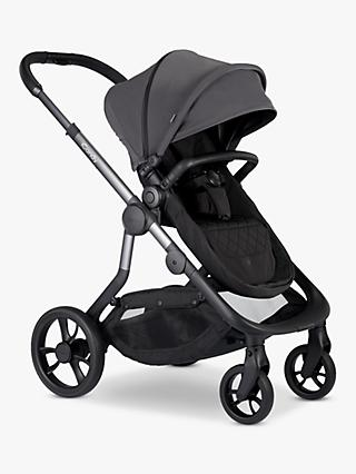 iCandy Orange Pushchair and Carrycot, Charcoal