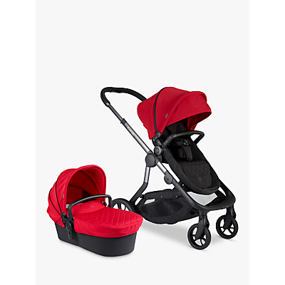 iCandy Orange Pushchair and Carrycot – Magma