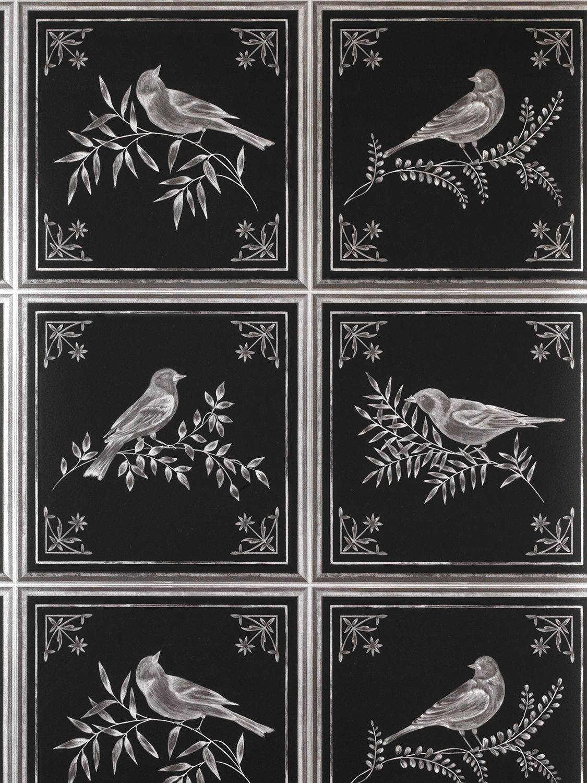 Nina Campbell Nina Campbell Fortoiseau Wallpaper