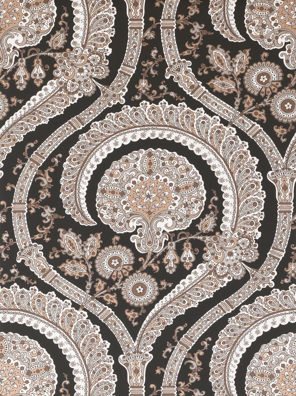 Nina Campbell Nina Campbell Les Indiennes Wallpaper