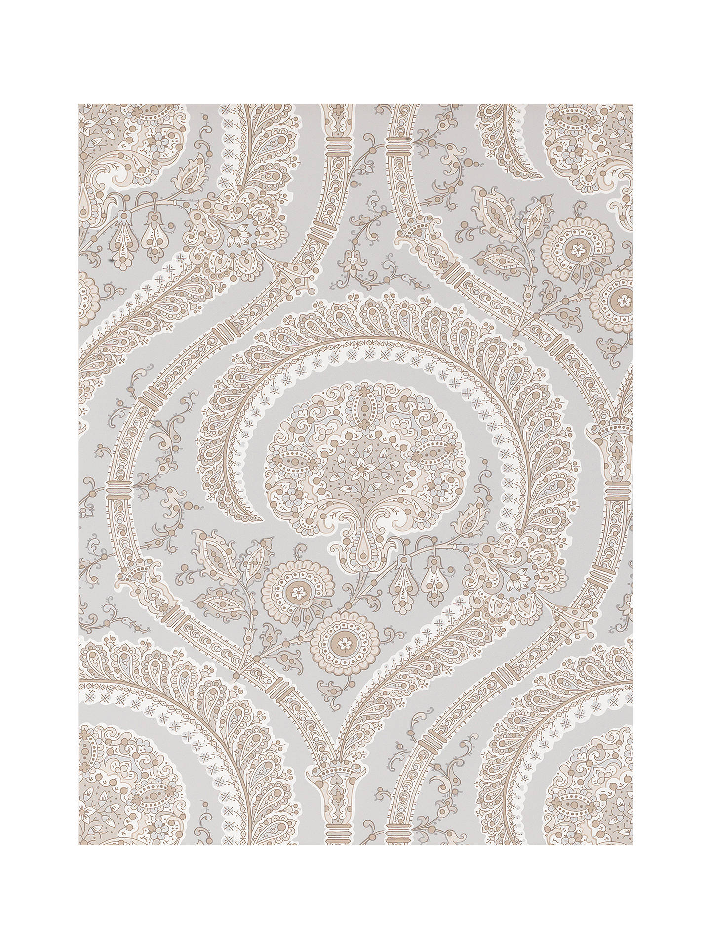 Buy Nina Campbell Les Indiennes Wallpaper, NCW4350-02 Online at johnlewis.com