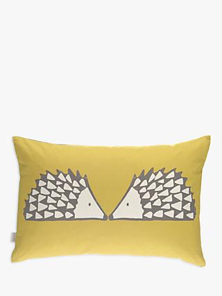 Scion Spike Cushion, Mustard