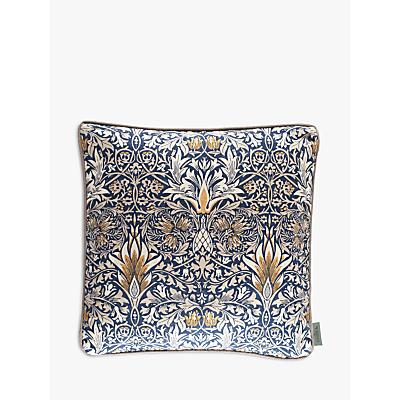 Morris & Co. Snakeshead Cushion