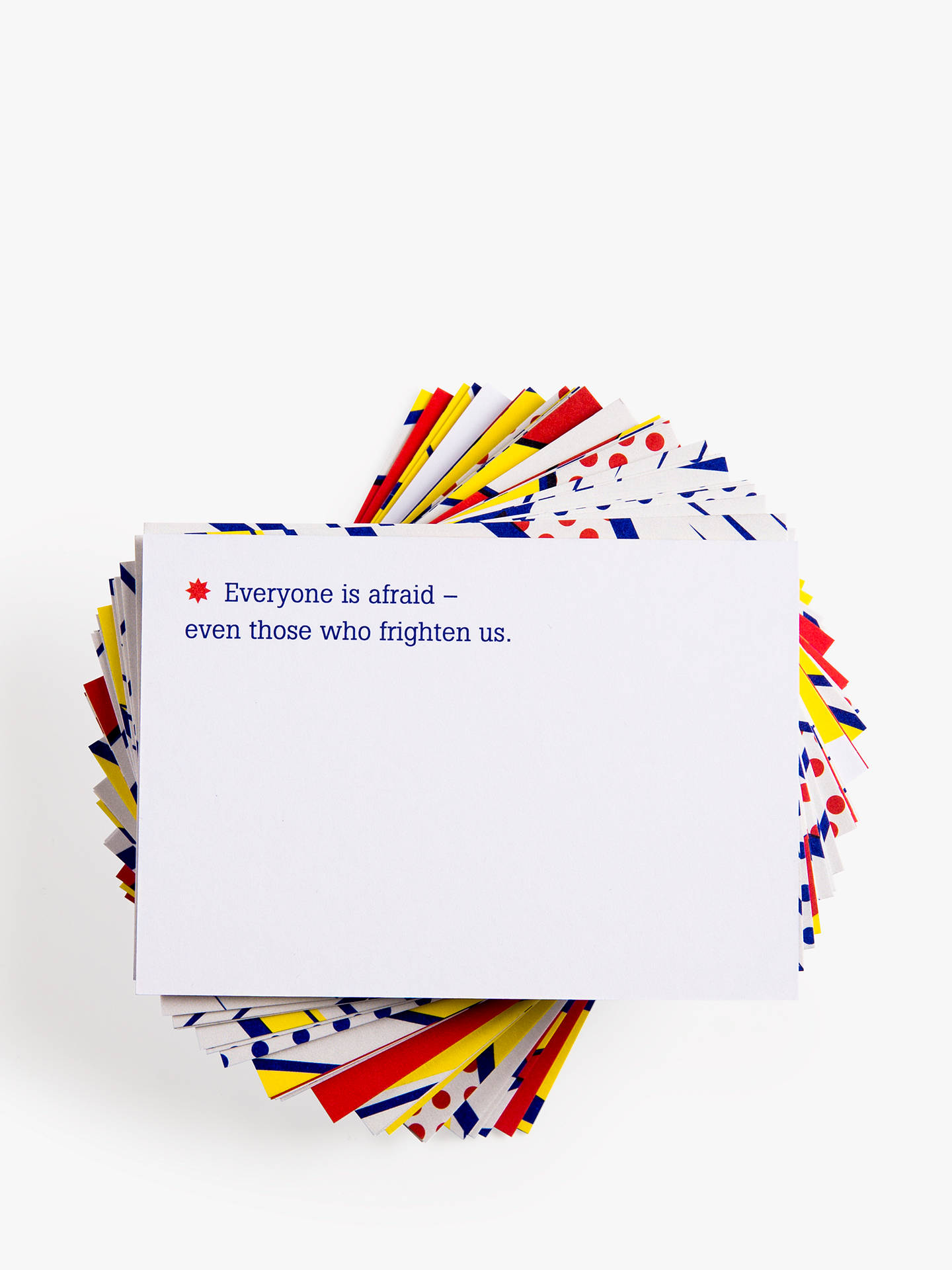 Buy The School of Life Confidence Pocket Prompts Online at johnlewis.com