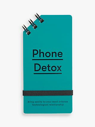 School of Life Phone Detox Pocket Book