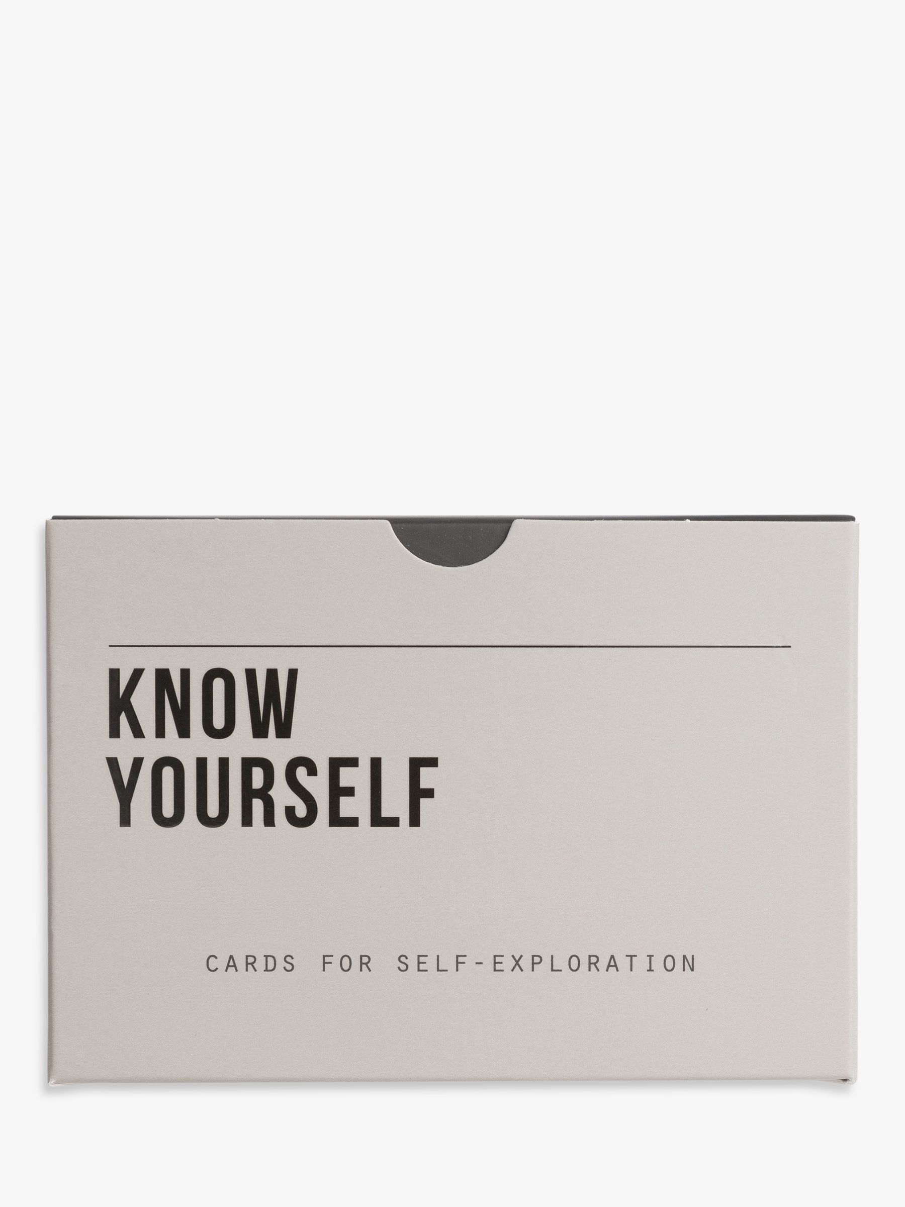 School of Life Know Yourself Pocket Prompt Cards