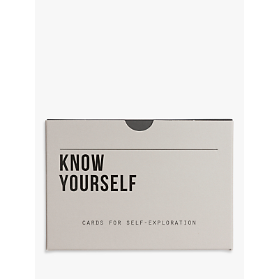 Image of School of Life Know Yourself Pocket Prompt Cards