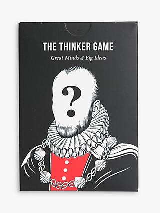 The School of Life The Thinker Card Game