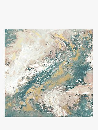 a5d9b8d866 Dominic James Studio - Meditation Embellished Framed Canvas