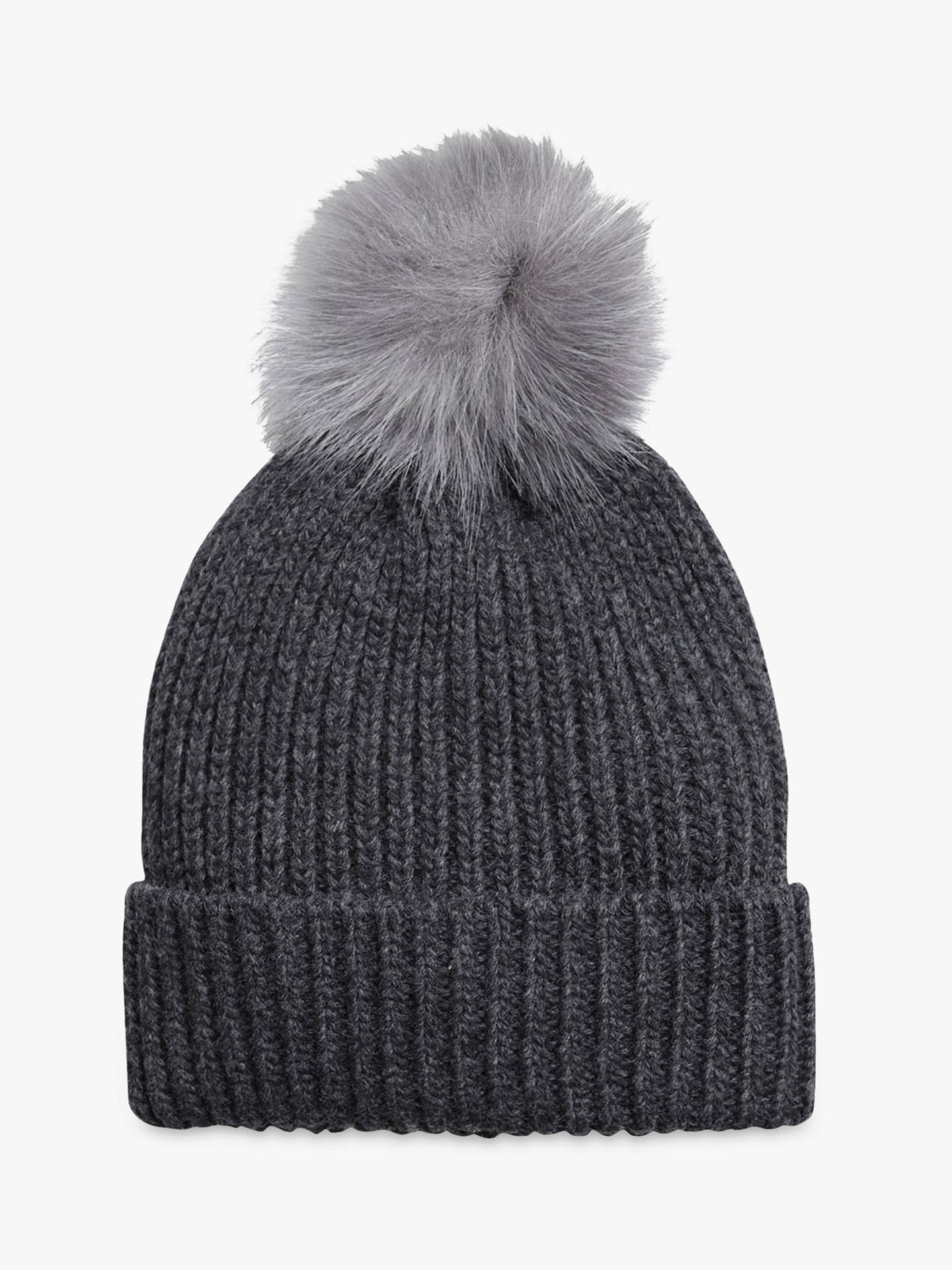 hush Pom Pom Beanie Hat at John Lewis   Partners 19bca04c361b