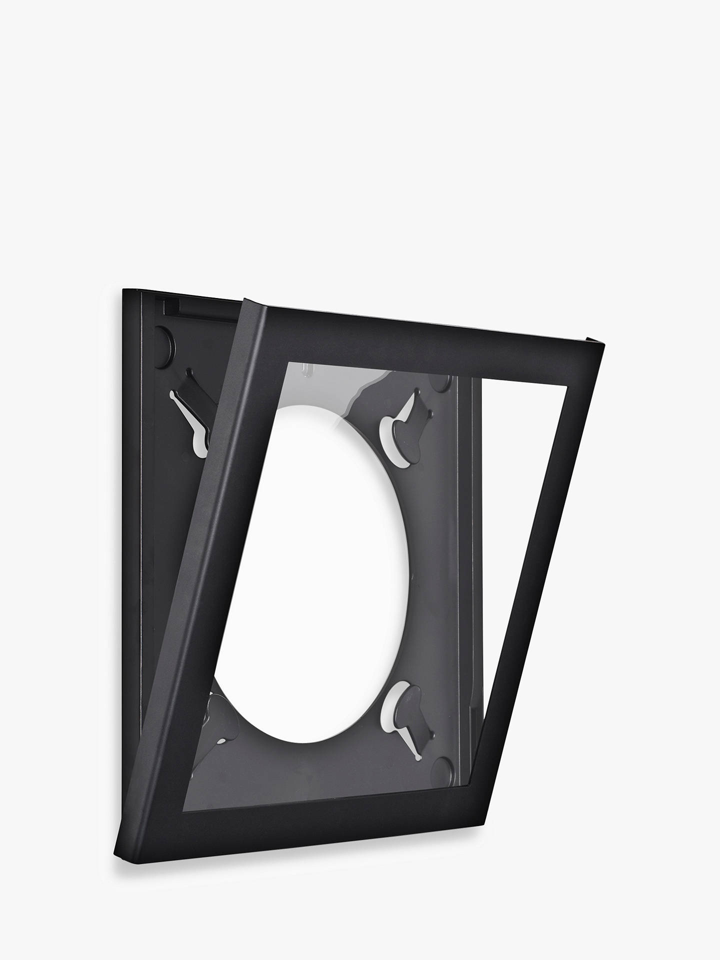 BuyShow & Listen Vinyl Record Album LP Frame, Black Online at johnlewis.com