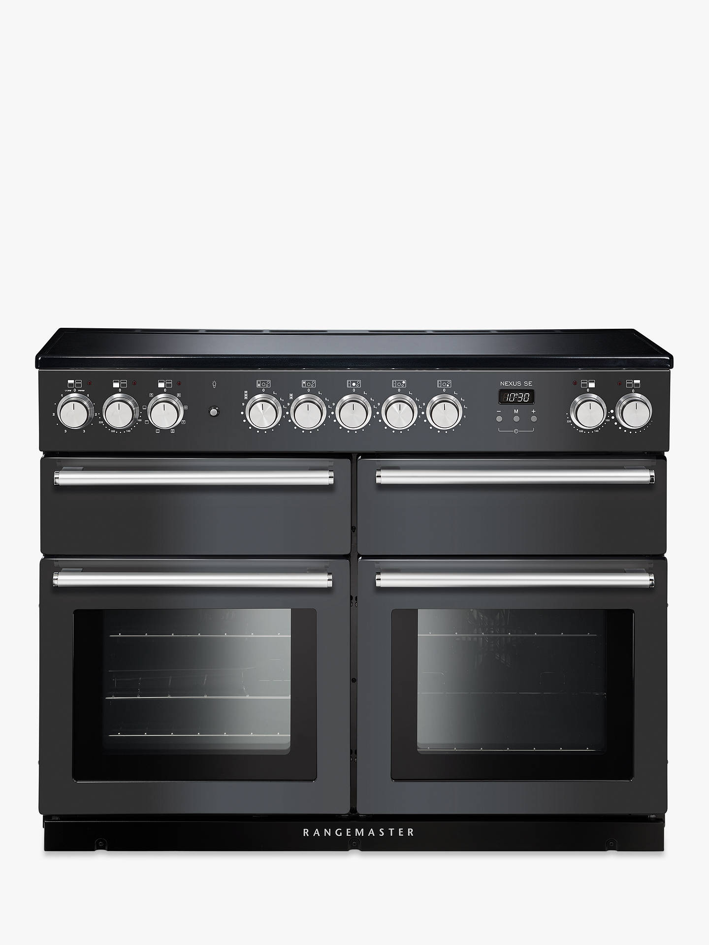 Buy Rangemaster Nexus SE 110 Induction Range Cooker, Slate Online at johnlewis.com