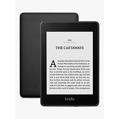 Image of Amazon Kindle Paperwhite, Waterproof eReader, 6 High Resolution Illuminated Touch Screen, Built-In Audible, 32GB