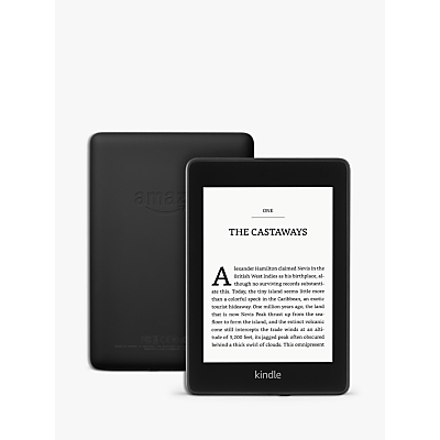 Image of Amazon Kindle Paperwhite, Waterproof eReader, 6 High Resolution Illuminated Touch Screen, Built-In Audible, 8GB