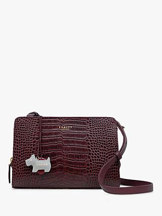 6a0ace8554 Radley Liverpool Street Leather Medium Cross Body Bag