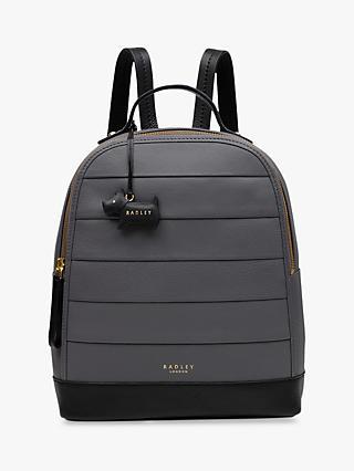 ad2ad6af5a61 Radley Babington Medium Leather Backpack