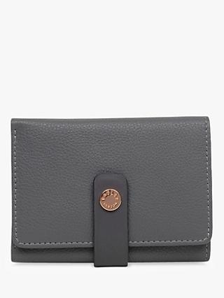 Radley Larks Wood Leather Small Folded Purse