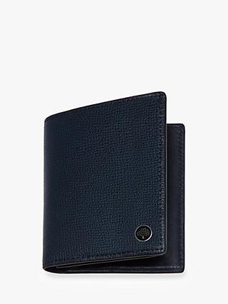 508428a1ec6d Mulberry Cross Grain Leather Tree Plaque Trifold Wallet