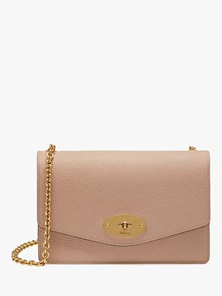 Mulberry Small Darley Cross Grain Leather Cross Body Bag