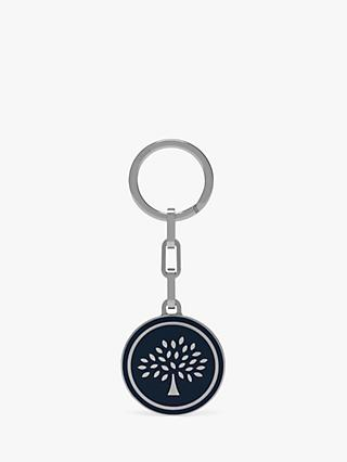Mulberry Round Tree Keyring