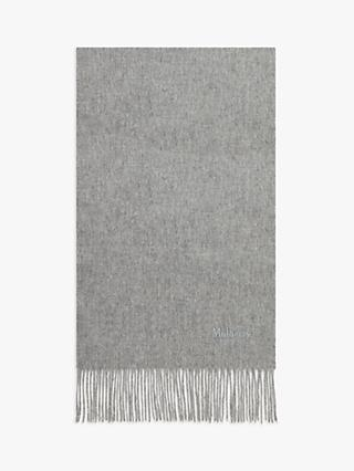 Mulberry Small Solid Lambswool Scarf