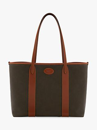 Mulberry Bayswater Scotchgrain Tote Bag