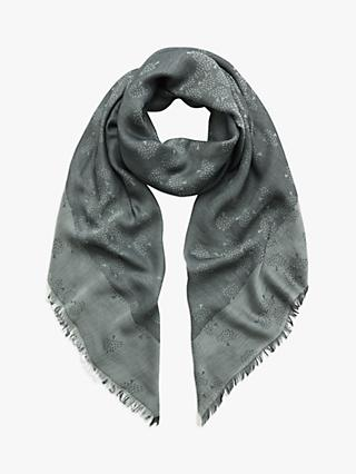 Mulberry Tamara Square Cotton Scarf