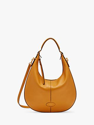 031ad0a3914 Mulberry Small Selby Classic Grain Leather Hobo Bag