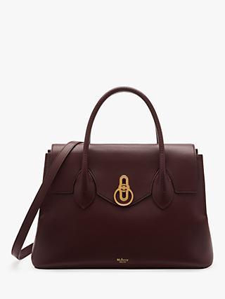Mulberry Seaton Classic Grain Leather Handbag