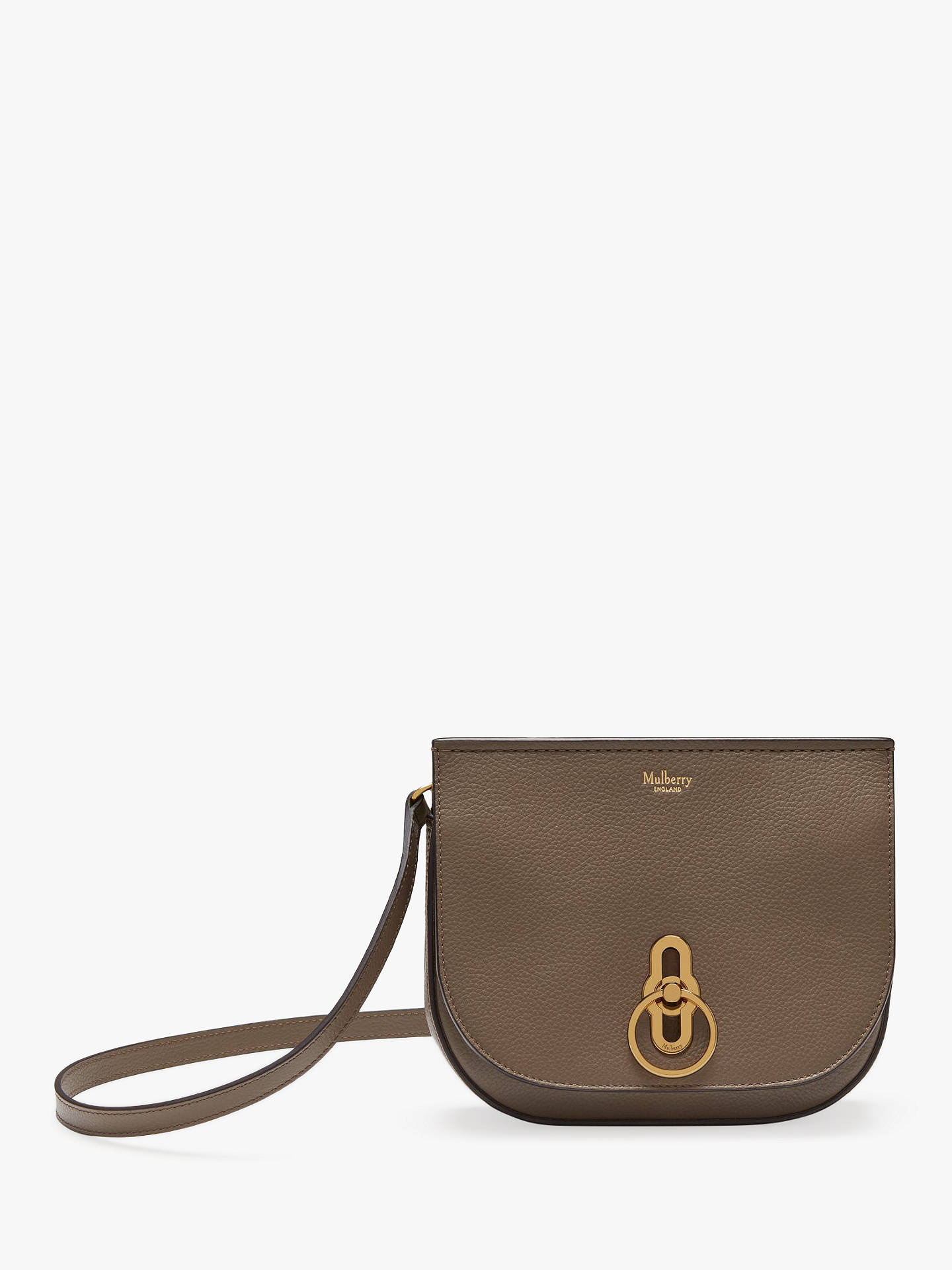 Mulberry Amberley Small Classic Grain Leather Hobo Bag at John Lewis ... 62f63fcefa21a