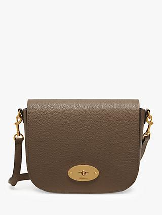 Mulbery Small Darley Classic Grain Leather Satchel Bag